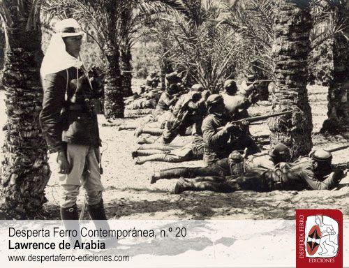 - Lawrence de Arabia - Desperta Ferro Contemporánea