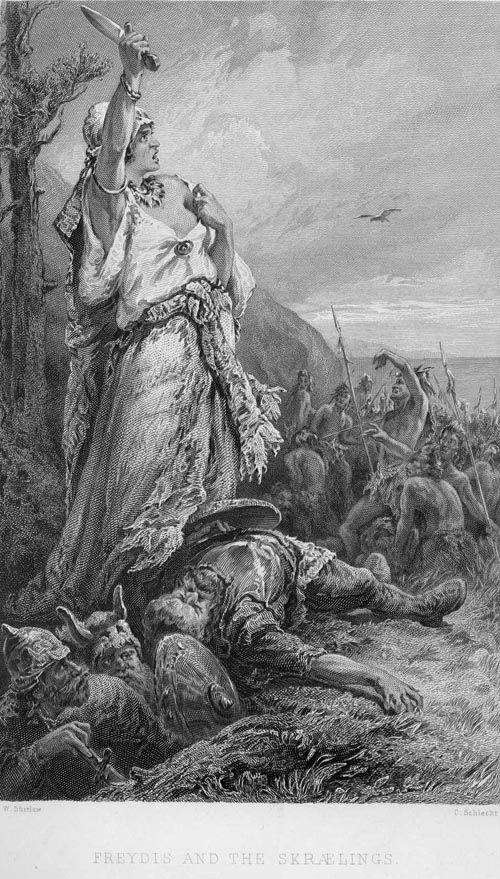 valkirias valquirias mujeres vikingas