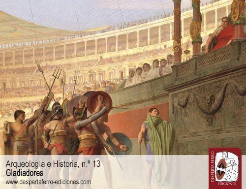 anfiteatro gladiadores