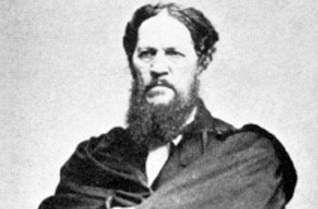 Josiah Harlan