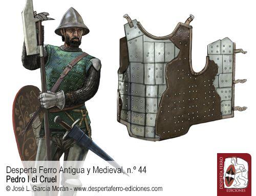 Tácticas y armas de la Guerra Civil Castellana