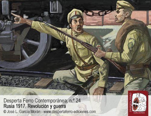 La Legión Checoslovaca 1918