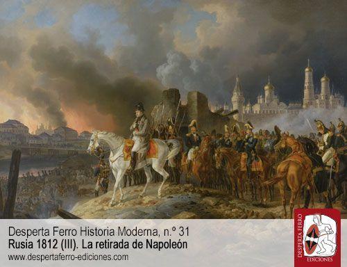 Napoleón en Moscú - Desperta Ferro
