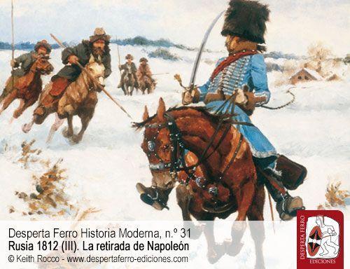 La guerra irregular en 1812 - Desperta Ferro