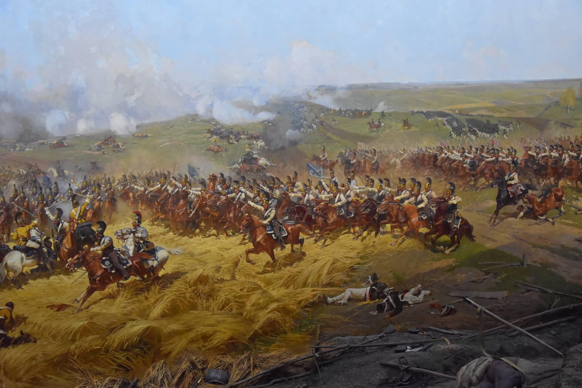 Museo Panorama de la batalla de Borodinó