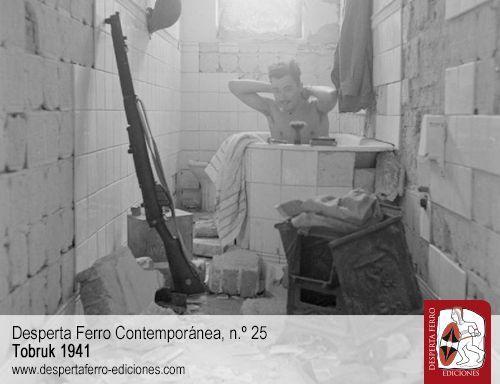 Tobruk, la vida bajo asedio por Robert Lyman