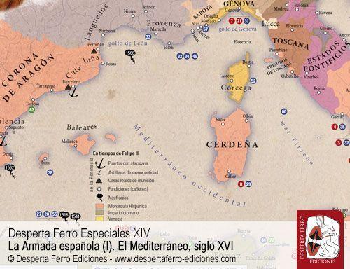 La estrategia mediterránea de los Austrias por Miguel Ángel de Bunes Ibarra – Consejo Superior de Investigaciones Científicas
