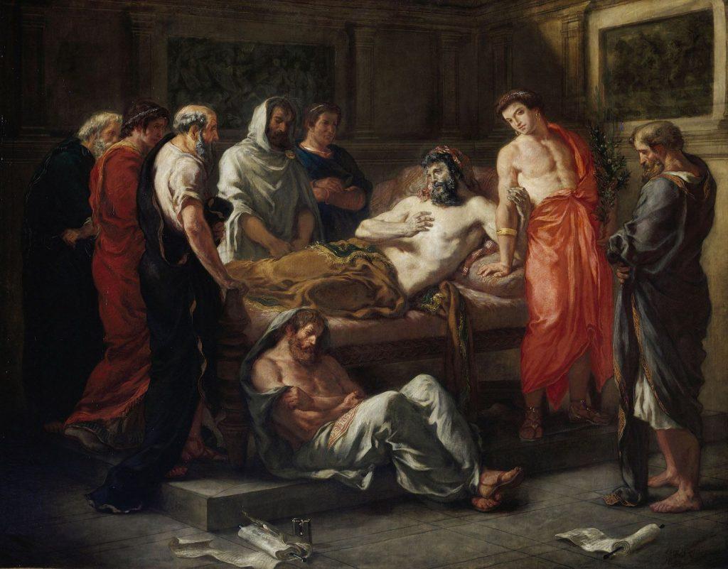Un brote zombi en el Imperio romano? - Desperta Ferro Ediciones