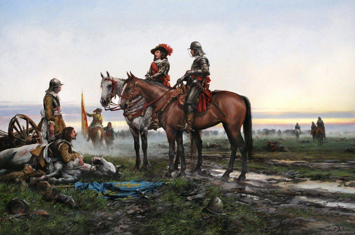 Batalla de Valenciennes Dalmau