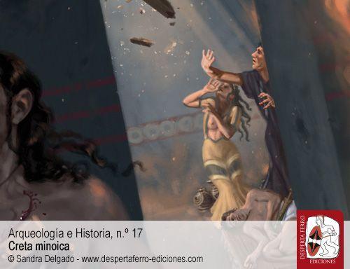 La religión minoica por Susan Lupack