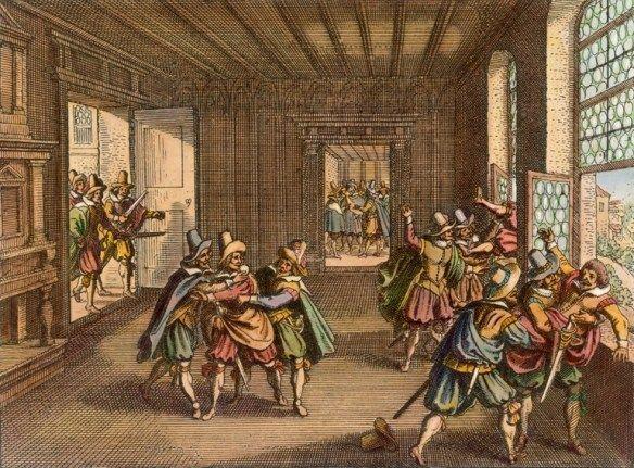 Defenestración de Praga