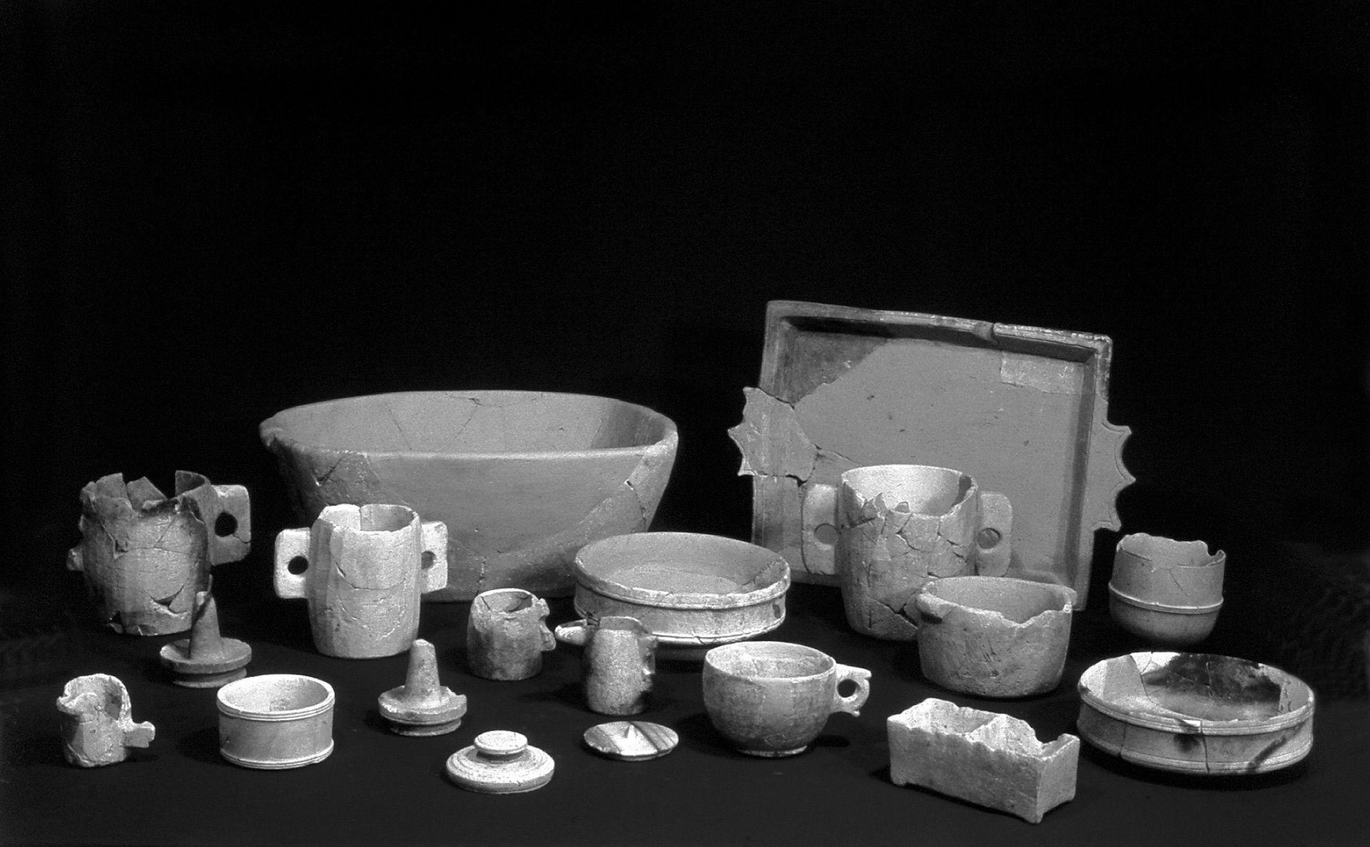 la última cena arqueología