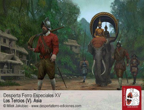 La expedición española a Camboya por Sean Retana Vallely