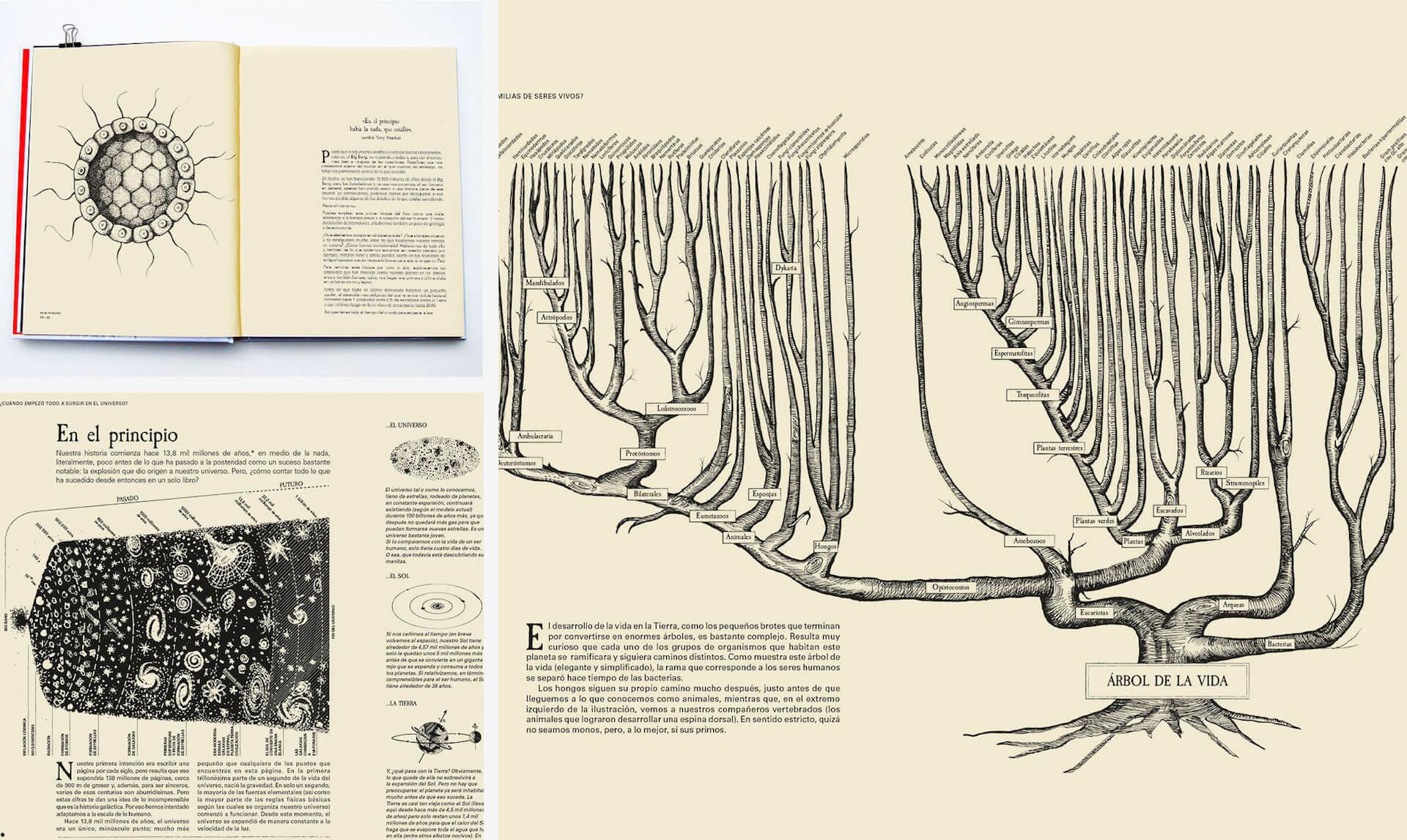 La historia infográfica del mundo - Desperta Ferro Ediciones