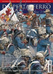Bolívar contra España - Desperta Ferro Historia Moderna