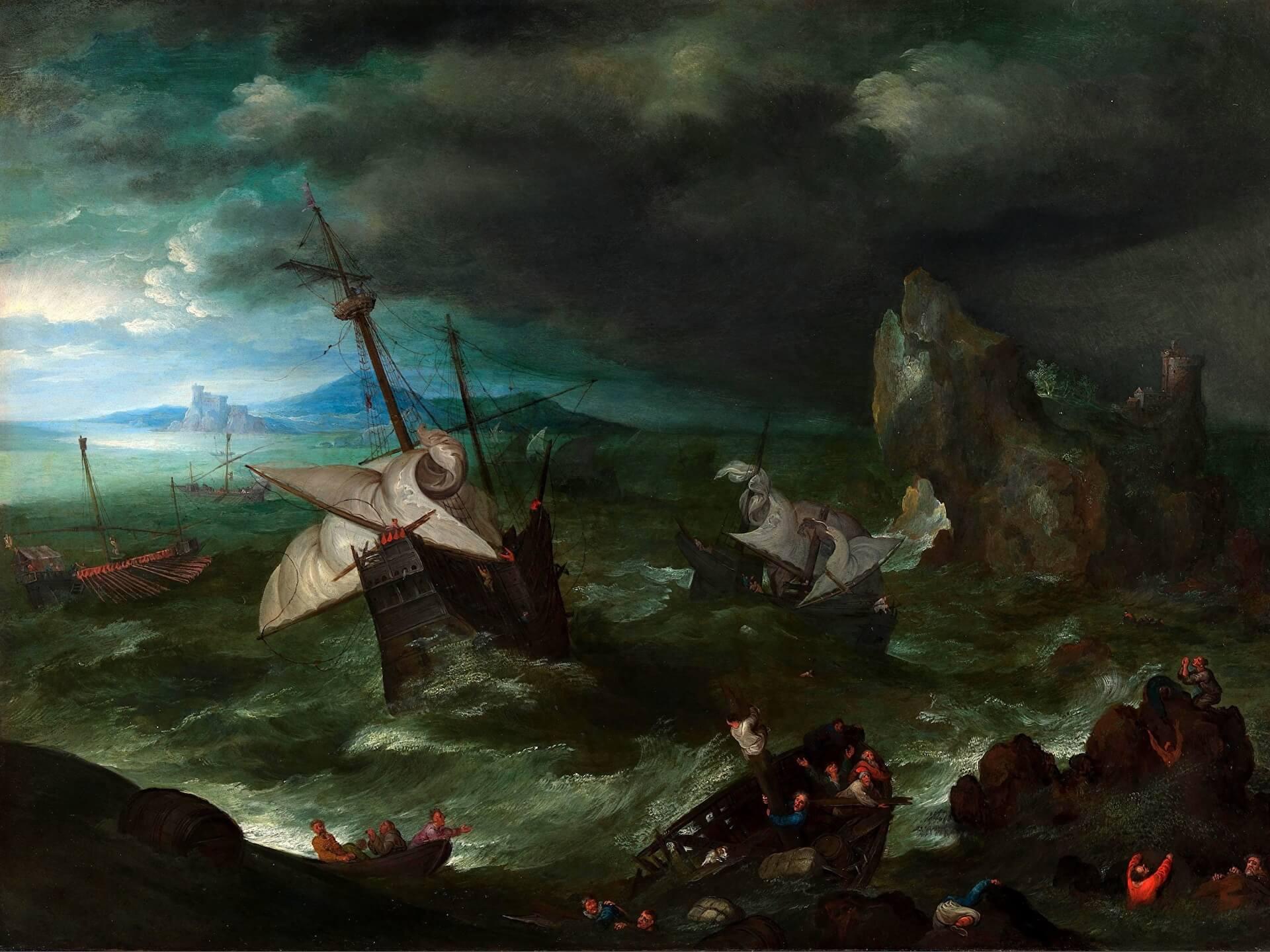 naufragio de La Herradura