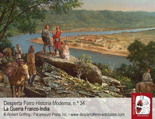 Los fuertes fronterizos por Steven Eames – Mount Ida College