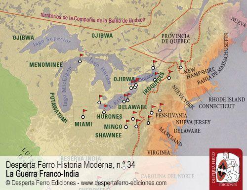 El conflicto que transformó Norteamérica por Patrick Griffin – University of Notre Dame