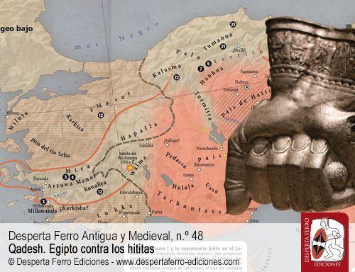 Un coloso de bronce. El reino de Hatti por Juan Manuel González Salazar (Universidad Autónoma de Madrid)
