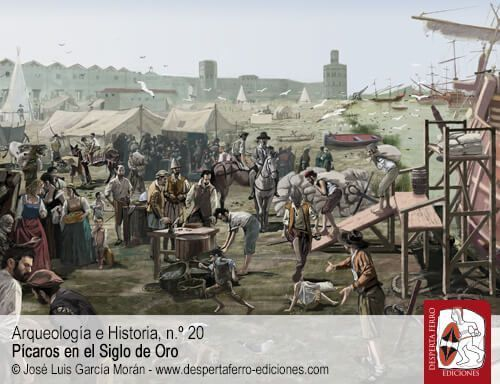 La Sevilla de la picaresca por Juan Ignacio Carmona García (Universidad de Sevilla)