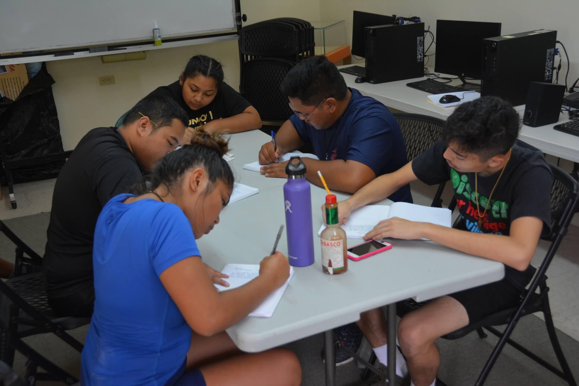 El colonialismo ibérico en Guam y las islas Marianas