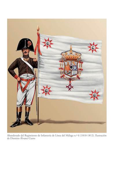 El Ejército español de José Napoleón, Dionisio A. Cueto