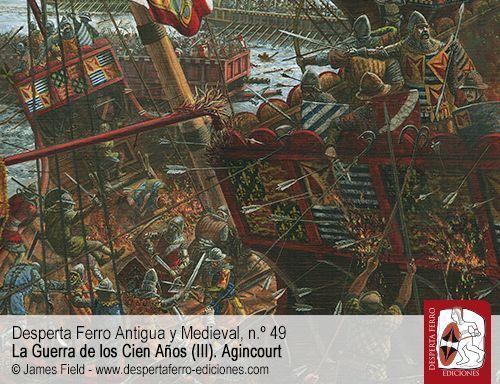 La batalla de la Rochela (1372) por Eduardo Aznar Vallejo (Universidad de La Laguna)