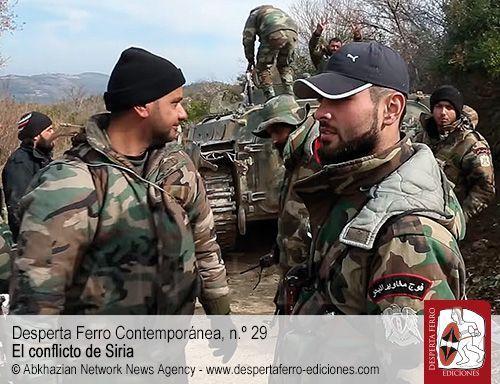 ¿Quién es quién en el conflicto sirio? por Ignacio Álvarez-Ossorio (Universidad de Alicante)