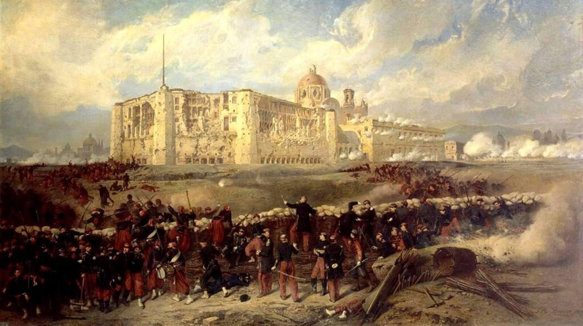 La intervención francesa en México y el Segundo Imperio de Maximiliano I (1862-1867)