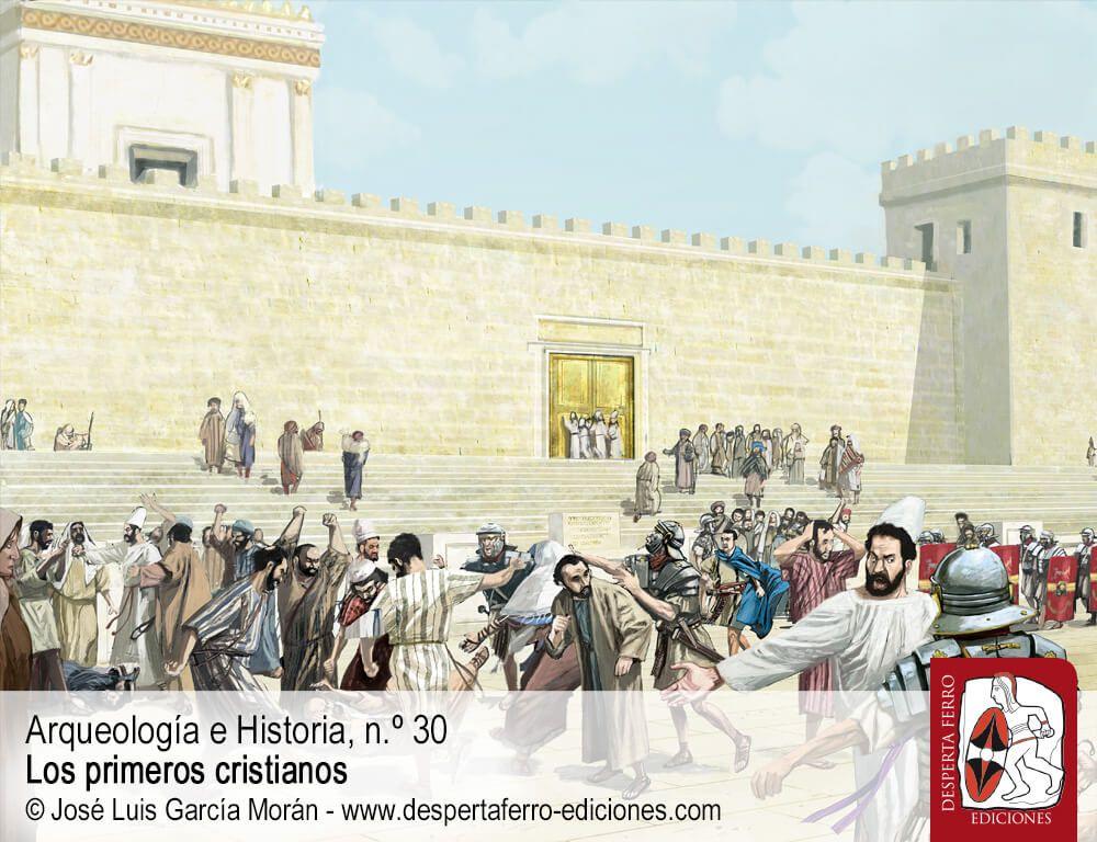 De iglesias a Iglesia. Diversidad y control en los primeros años cristianos por Eugenio Gómez Segura
