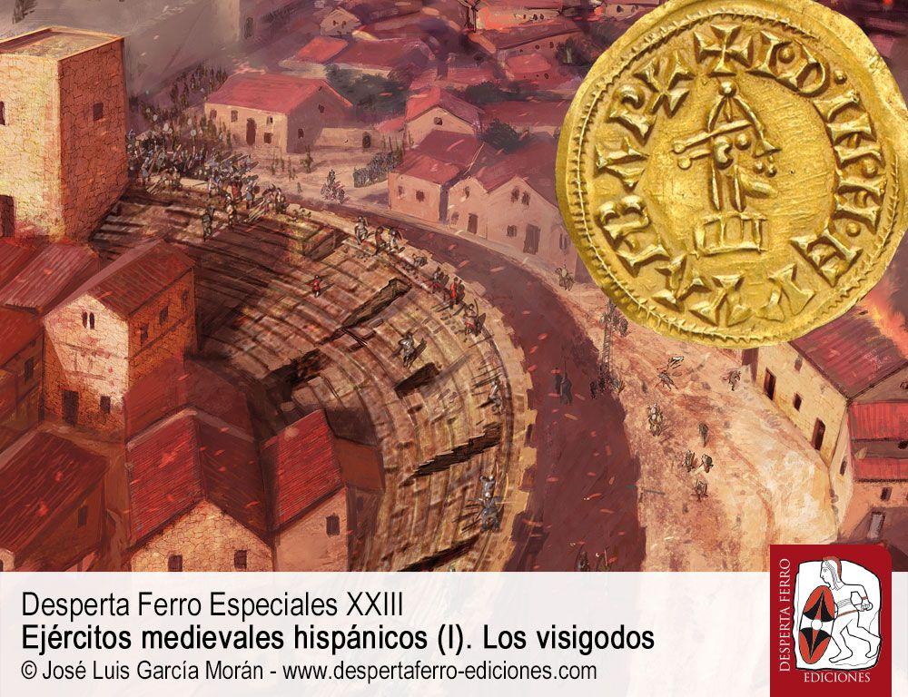 La campaña militar de Wamba en la Septimania por Ángela Parra Romo (Universidad de Salamanca)