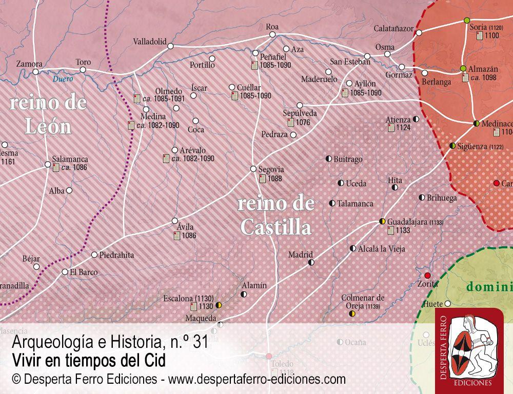 El poblamiento de la Extremadura por Gonzalo Escudero (UCM)