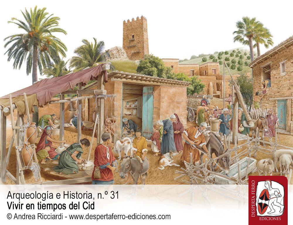 Arqueología de la frontera en tiempos del Cid por Santiago Palacios (UAM)