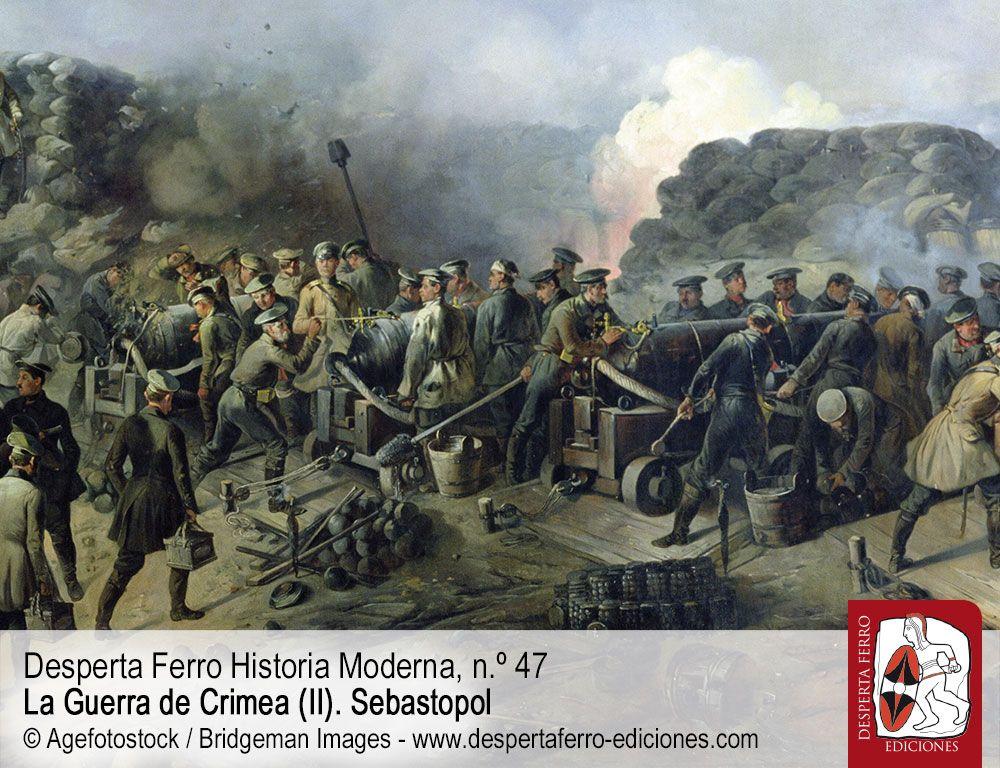 Los ejércitos del zar en la Guerra de Crimea por Nicolas Dujin (Université Paris 1 Panthéon-Sorbonne)