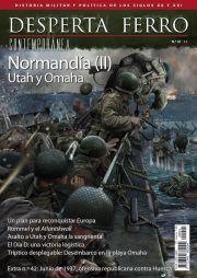 desembarco de Normandía (II) Utah y Omaha Día D