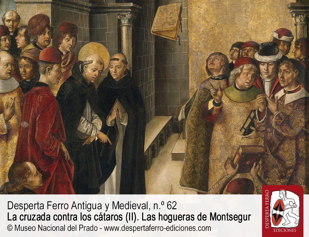 Los buenos hombres por Pilar Jiménez Sánchez (CIRCAED)  cátaros Montsegur