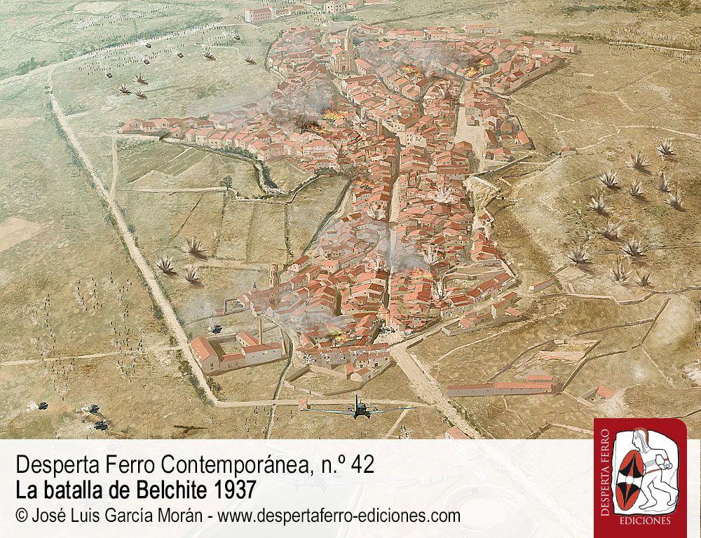 La batalla de Belchite por David Alegre Lorenz (Universitat de Girona)