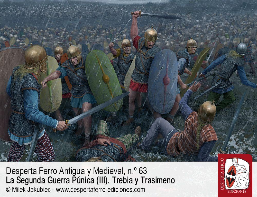 La batalla de Trebia por Fernando Quesada Sanz (Universidad Autónoma de Madrid)