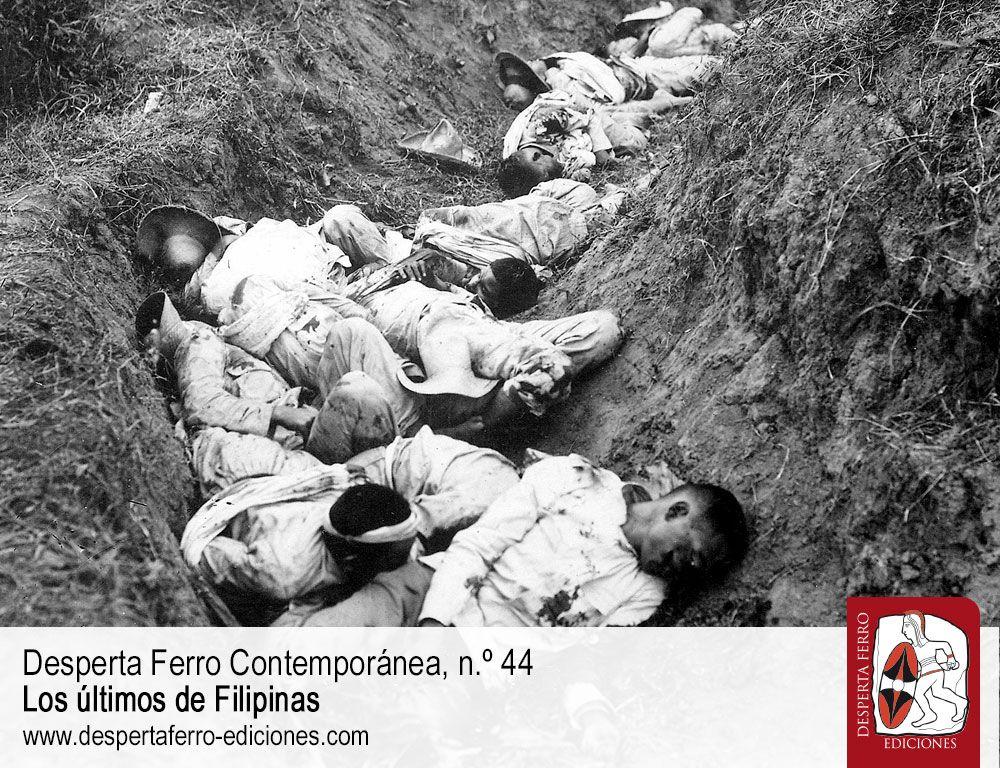El conflicto filipino-norteamericano por José María Fernández Palacios (Universidad Complutense de Madrid y Asociación Española de Estudios del Pacífico)