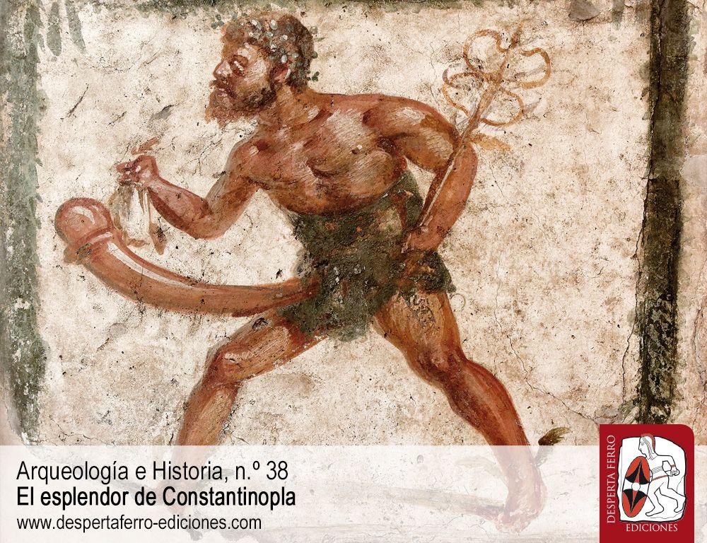 Introduciendo el n.º 39: Príapo y Attis. Hipersexualidad y asexualidad en la religión romana por Joaquín Ruiz de Arbulo (URV-ICAC)