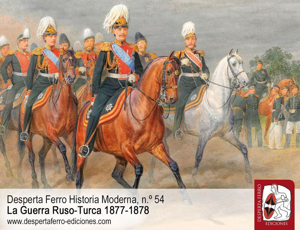 La reforma del Ejército ruso, 1856-1877 por Roger R. Reese (Texas A&M University)